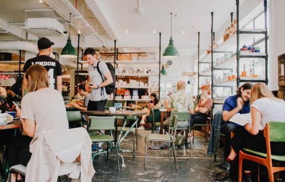 15 кафе, где можно работать и учиться в Минске